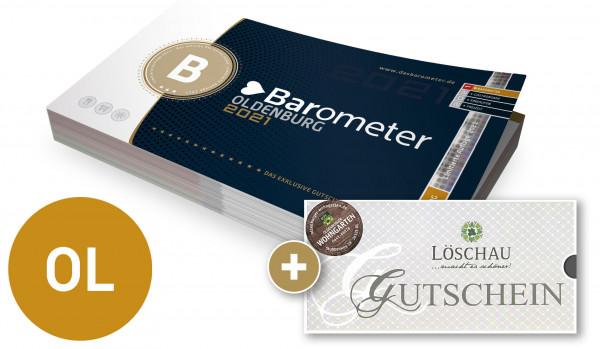 BAROMETER 2021 - Oldenburg + 20 € Gutschein
