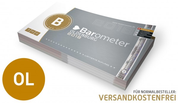 Das Barometer 2019 - Oldenburg
